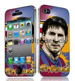 Celebrity Sticker - Lionel Messi 02 (4/4S)
