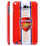Fan Cover til Note - Arsenal (Red)