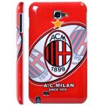 Fan Cover til Note - A.C Milan (Red)