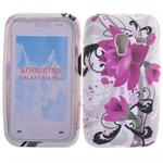 Design Cover til Ace Plus - Purple Tulipan