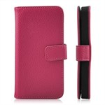 Kortholder Etui -  iPhone 5 (Pink)