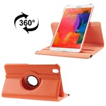 Rotations Etui til Tab Pro 8.4 (Orange)
