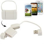 2in1 Kable Apple/Micro USB