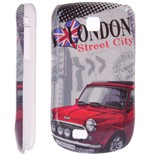 Design Cover til Mini - London Streets