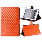 Diamond Fancy iPad Mini Etui (Orange)
