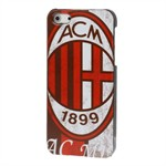 iPhone 5/5S fodbold cover (AC. Milan)