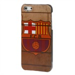 iPhone 5/5S fodbold cover (Barcelona-2)