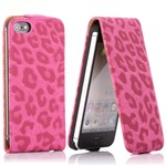Tiger Skin Look iPhone 5 (pink)
