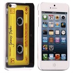 Cassette Look iPhone 5 Cover