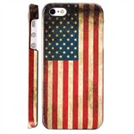 Retro USA Cover til iPhone 5