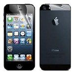 Klar Front And Back beskyttelse til iPhone 5