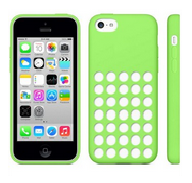 iPhone 5C gummi covers