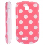 Design Cover til Mini - Dots (Pink)