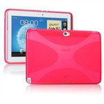 Sili-Cover til Note 10.1 - X-splat (Pink)