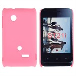 Plastik Cover til Xperia Tipo - Simplicity (Pink)