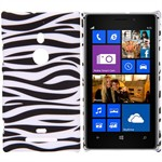 Design Cover til Lumia 925 - Zebra