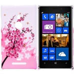 Design Cover til Lumia 925 - Pink Flowers