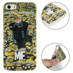 Minions iPhone 5/5S TPU Cover - Me