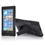 Defender Case til Lumia 920 (Sort)