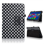 Design Case til ATIV SmartPC - Dots (Sort)
