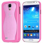 Curve Cover til S4 Mini (Pink)