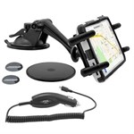 Car Mount Grip W. Android Charger - American Arkon ®