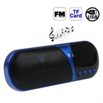 Mini FM/SD/USB Music Speaker