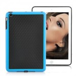 Side Color iPad Mini Cover (Blue)