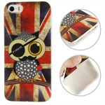 Retro UIgle TPU Cover UK 5/5S