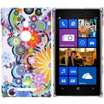 Design Cover til Lumia 925 - Hippie Summer