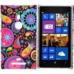 Design Cover til Lumia 925 - Hippie