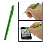 Smart 2 in 1 Kugle- og Touchpen (Grøn)