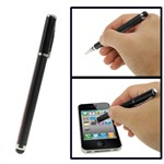 Smart 2 in 1 Kugle- og Touchpen (Sort)