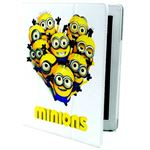 Fan etui iPad (Minion Heart)