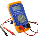 Digital multimeter samt multitester med 8 funktioner