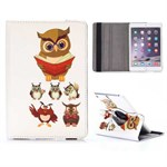 iPad-Mini1/2/3-model-3- Book Owls