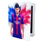 Fan etui iPad (Neymar Color fire)