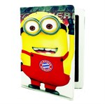 Fan etui iPad (MInion Barcelona)