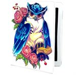 Fan etui iPad (Owl boss)