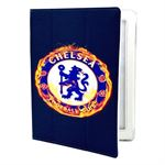 Fan etui iPad (Chelsea on  Fire sort)