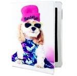 Fan etui iPad (Cute Dog)