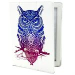Fan etui iPad (The owl)