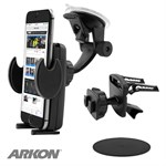 Windshield 3in1 Cellphone Grip - American Arkon®