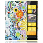Design Cover til Lumia 520 - Hippie Summer