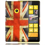 Design Cover til Lumia 520 - Retro UK