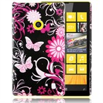 Design Cover til Lumia 520 - Butterflies