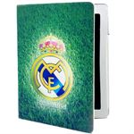 Fan etui iPad (Real madrid go green)